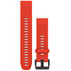 Garmin QuickFit Band 22mm Flame Red